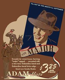 Adams Hats